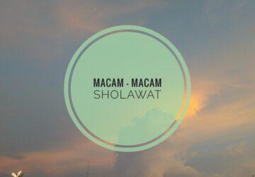 Macam – Macam Sholawat