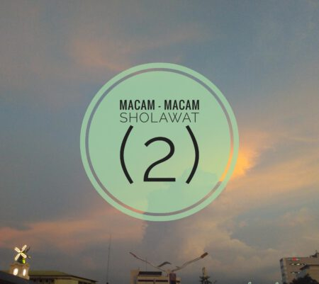 Macam-Macam Sholawat (2)