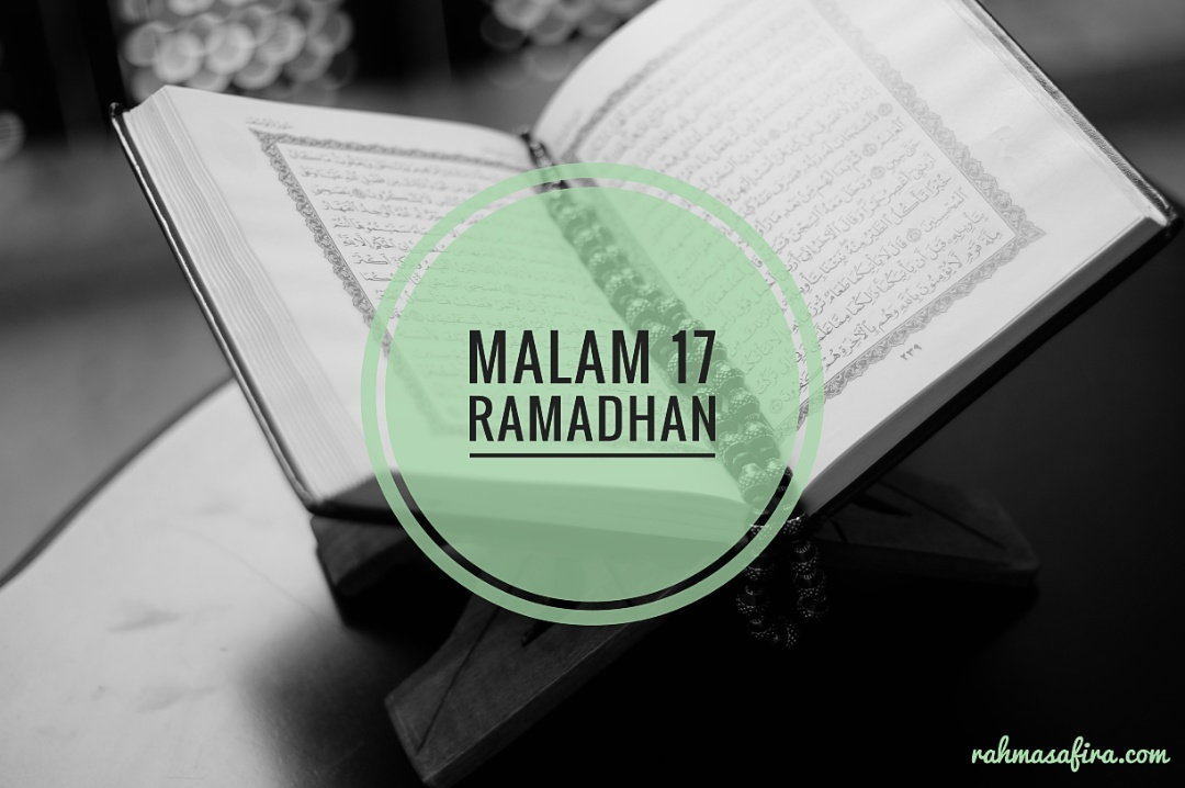 Malam 17 Ramadhan