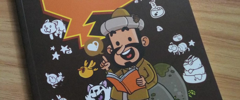 Seri Komik Sufi Al Ghazali – Cahaya Kearifan